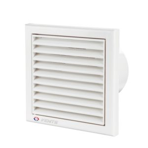 Вентилятор вытяжной Вентс 100 К 95 м3/ч с москитной сеткой