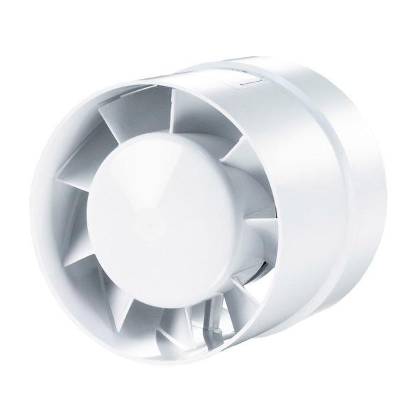 Вентилятор приточно-вытяжной Вентс 125 BKO 185 м3/ч канальный