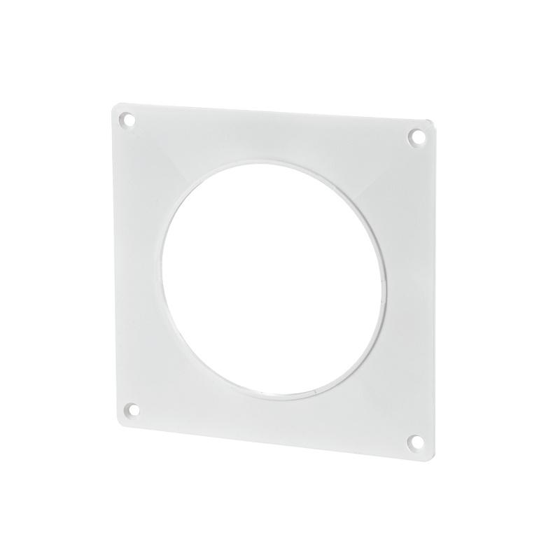 Пластина настенная для круглого канала 25 d=125 мм