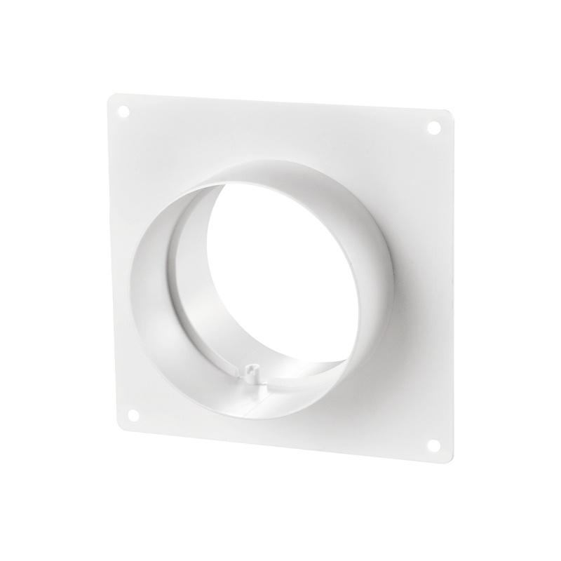 Соединитель для круглых каналов 252 d=125 мм с пластиной