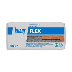 Клей для плитки Кнауф Флекс, 25 кг