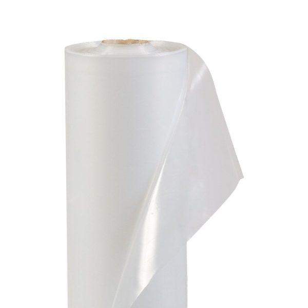 Пленка полиэтиленовая 100 мкм ширина 3 м / рукав 1,5 м (1 м)