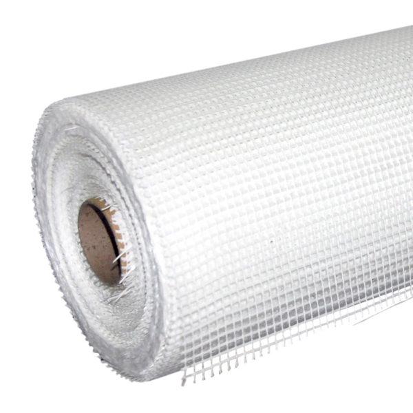 Сетка стеклотканевая Люкстейп Интерьер, 5x5 мм, 1x20 м, 65 гр/м2