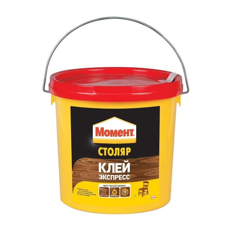 Момент Столяр клей-экспресс (3 кг)
