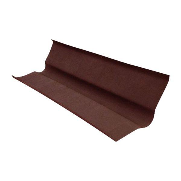 Ендова 1000 мм коричневый
