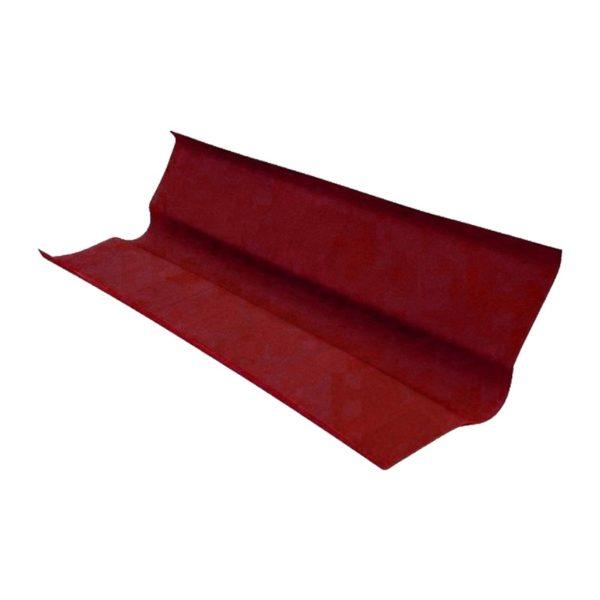 Ендова 1000 мм красный