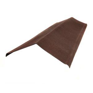 Щипцовый элемент Смарт 1100 мм коричневый