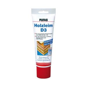 Клей  для древесины PUFAS Holzleim D3 (0,5 кг)