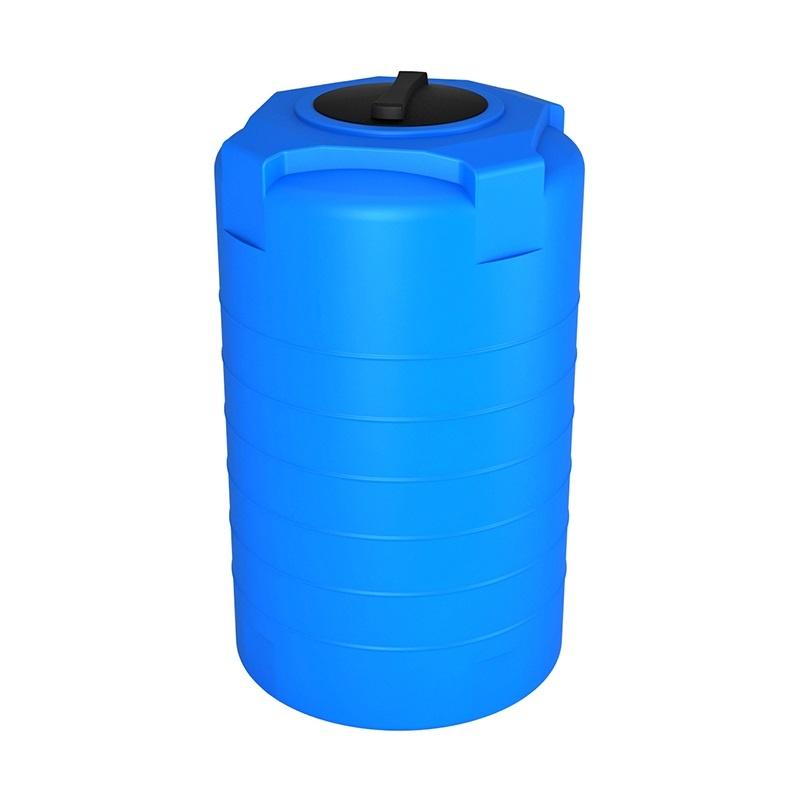 Емкость ЭкоПром для воды полиэтиленовая 500 л (0,5 м3) вертикальн.