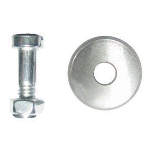 Запасной ролик для плиткореза Biber 55183 Стандарт 15х6х1,5 мм
