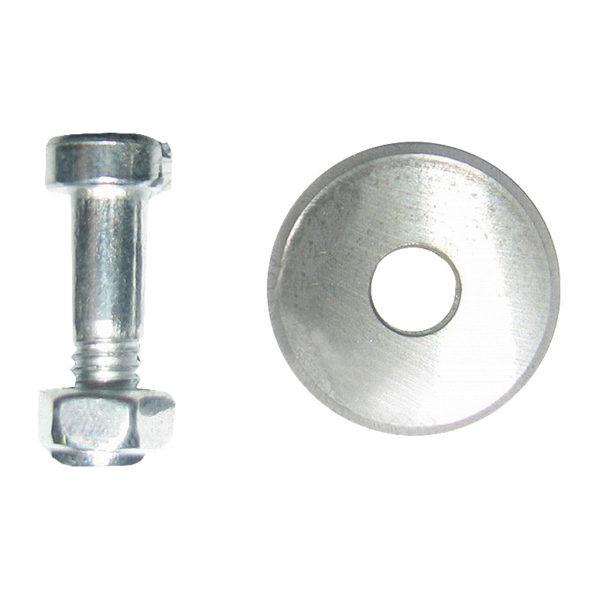 Запасной ролик для плиткореза Biber 55182 Суприм 18х6х3,8 мм