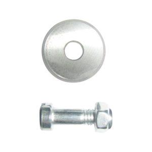 Запасной ролик для плиткореза Biber 55181 Профи 22х6х2 мм