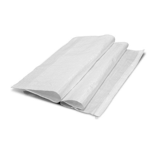 Мешок для строит. мусора полипропиленовый тканный (белый) (1 шт)