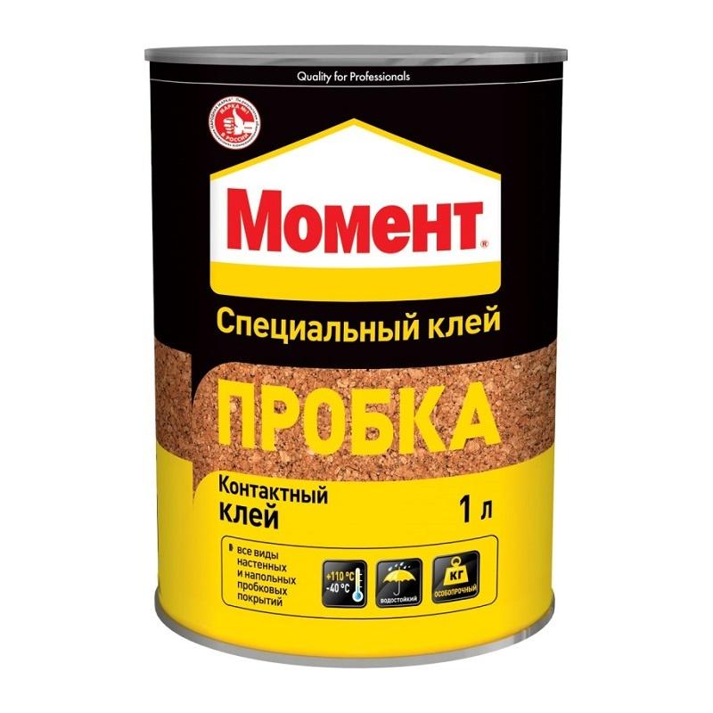 Момент клей Пробка (1 л)