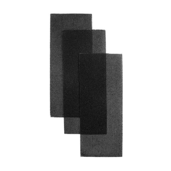 Сетка абразивная Biber 70603P80 110х280 мм (10 шт.)