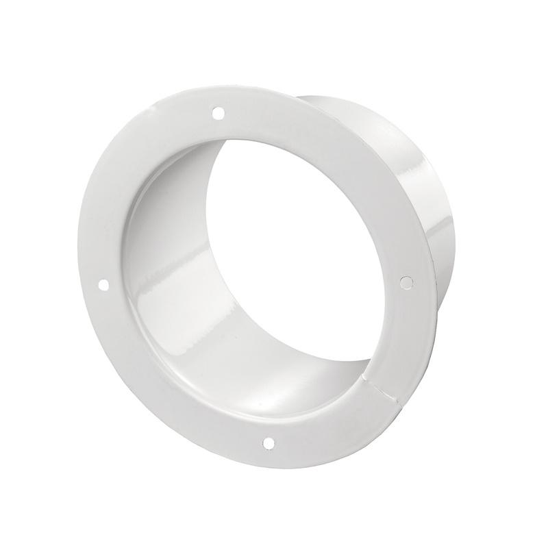 Фланец ФМ125, d=125 мм металл с полимерным покрытием