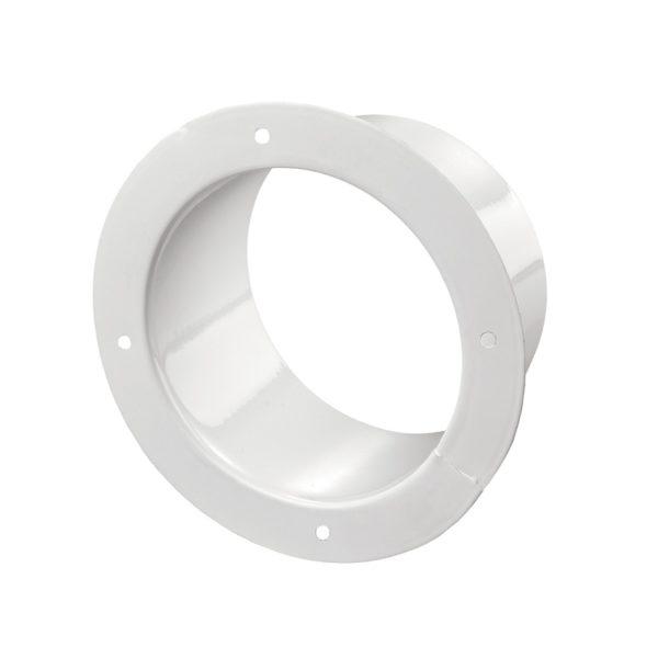 Фланец ФМ100, d=100 мм металл с полимерным покрытием