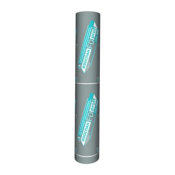 Отражающая паро-гидроизоляция повышенной прочности Изоспан FD, 70 м2