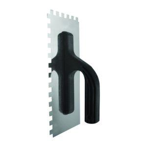 Гладилка Biber 35312 270х130 мм зуб 4х4 мм