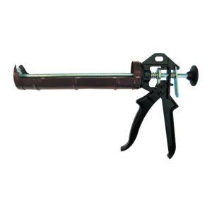 Пистолет для герметиков 9 полукорпусной усиленный