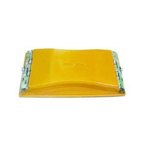 Брусок для шлифовальной бумаги Biber 70851 160х85 мм