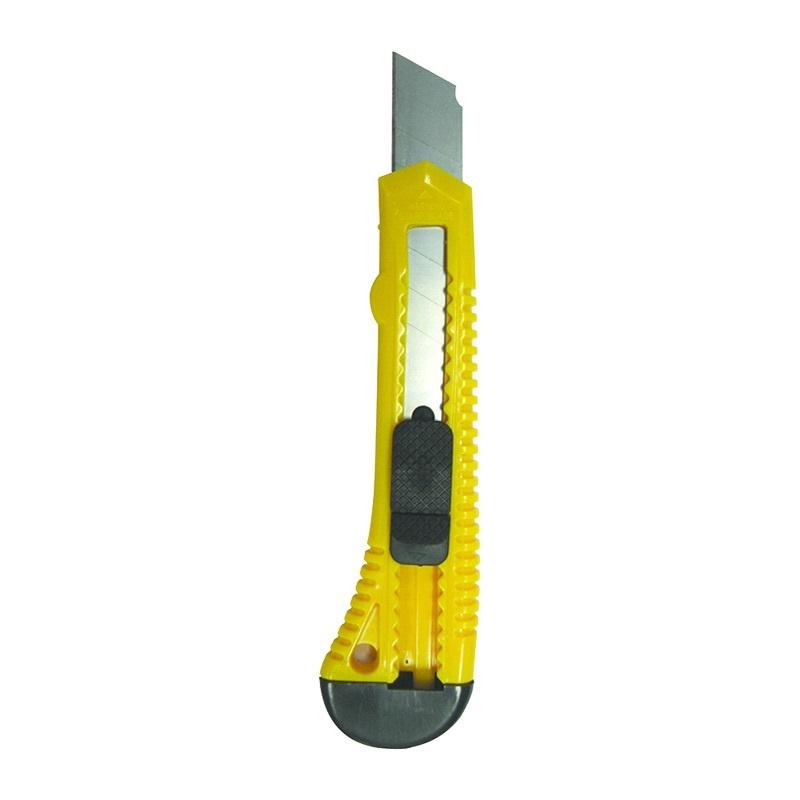 Нож строительный Biber 50111 18 мм