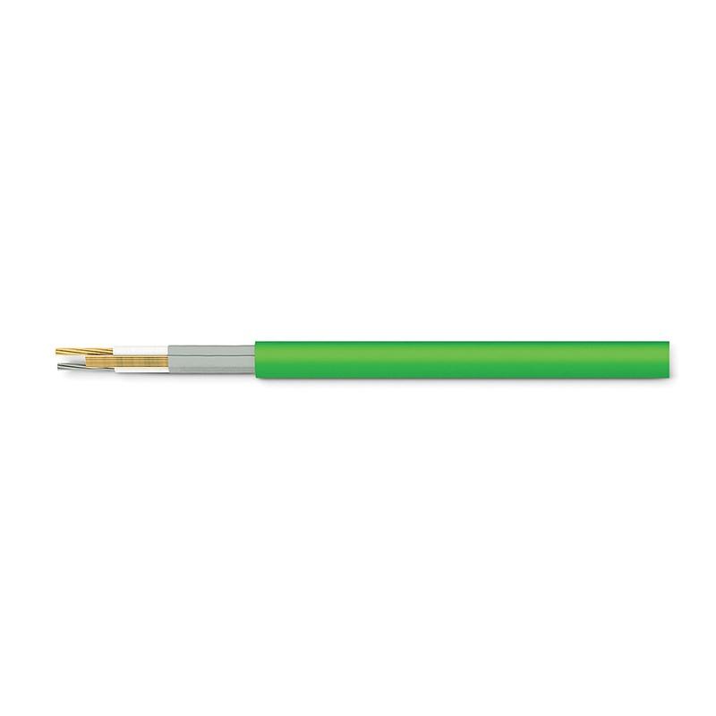 Комплект теплого пола, кабель 100 м, 20ТЛБЭ 2-100 2000W 2-ж.