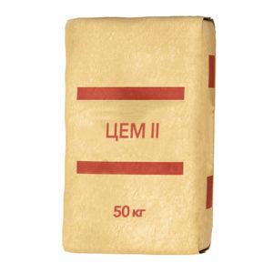 Цемент ЦЕМ II/А-Ш 42,5Н, М-500, Д20, 50 кг