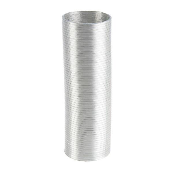 Канал (воздуховод) гофрированный алюминиевый d=120 мм (3 м)