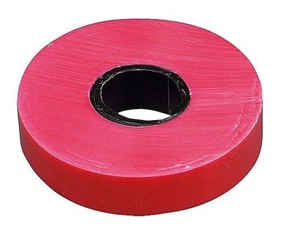 Изолента ПВХ 19 мм красный (20 м)