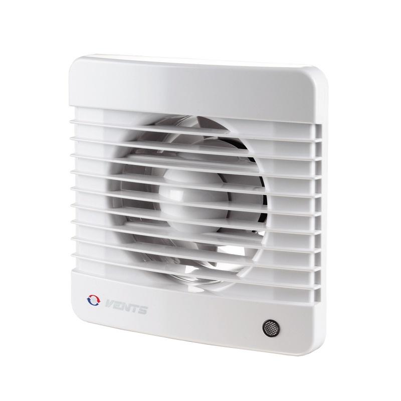 Вентилятор вытяжной Вентс 100 МТ 98 м3/ч с таймером