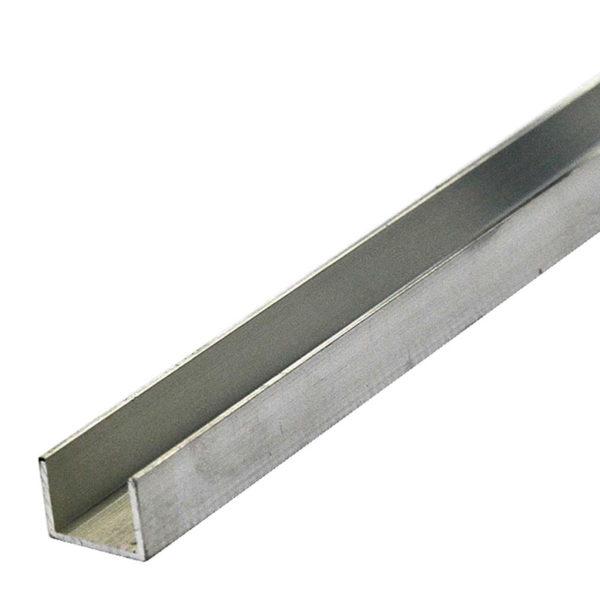 Швеллер алюм., 10x10x10x1,5 мм, 2 м