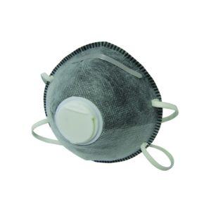 Полумаска фильтрующая Biber 96203 с угольным фильтром и клапаном