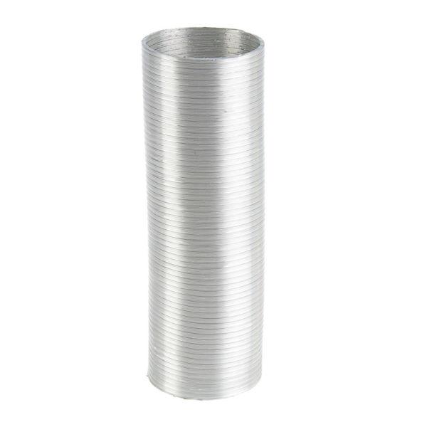 Канал (воздуховод) гофрированный алюминиевый d=200 мм (3 м)