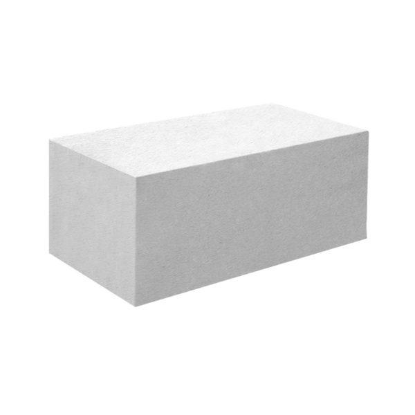 Блок стеновой газобетонный Д500, 600x250x50 мм