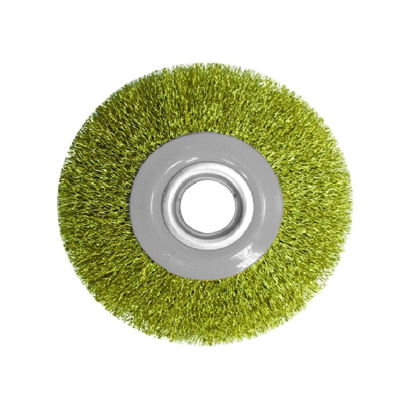 Щетка-крацовка дисковая 125 мм, посадка отверстие 12 мм