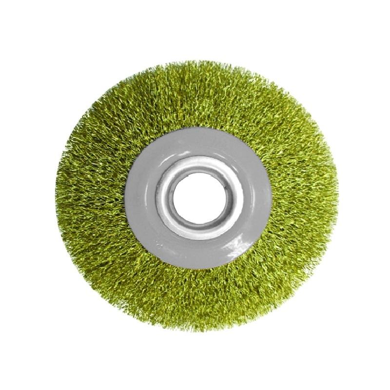 Щетка-крацовка дисковая 150 мм с комплектом переходников