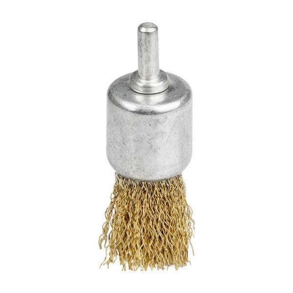 Щетка-крацовка чаша 17 мм для дрели