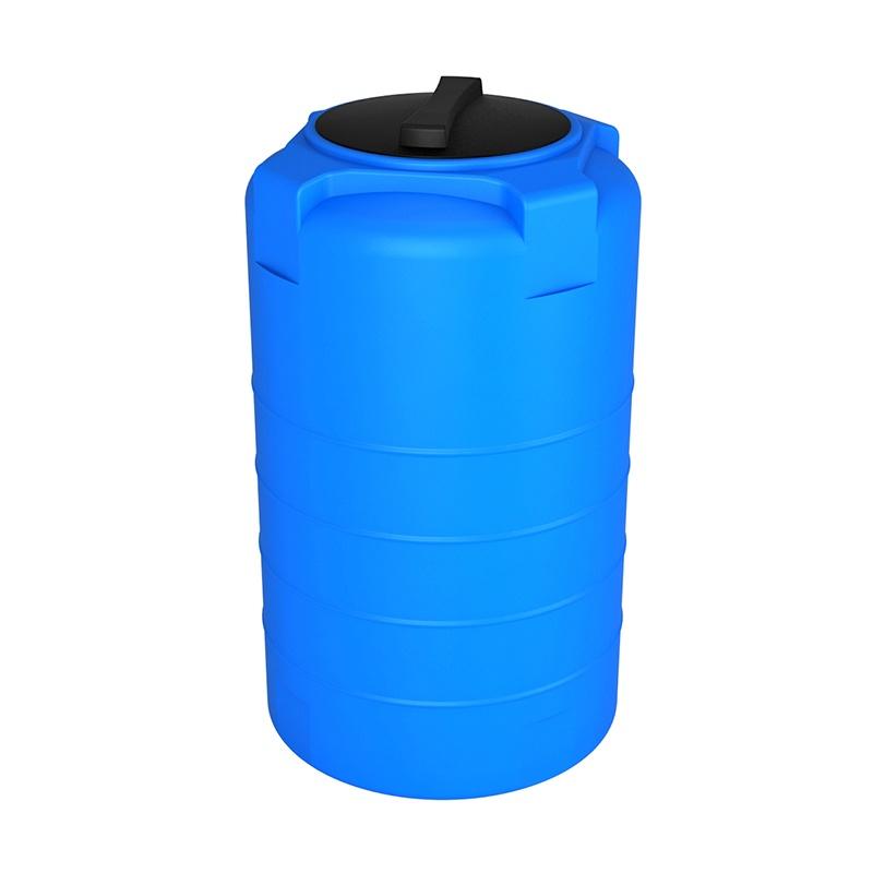 Емкость ЭкоПром для воды полиэтиленовая 200 л (0,2 м3) вертикальная