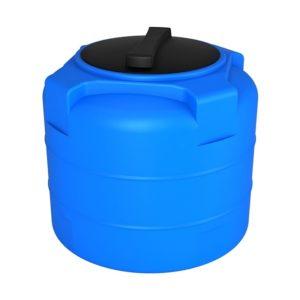 Емкость ЭкоПром для воды полиэтиленовая 100 л (0,1 м3) вертикальная