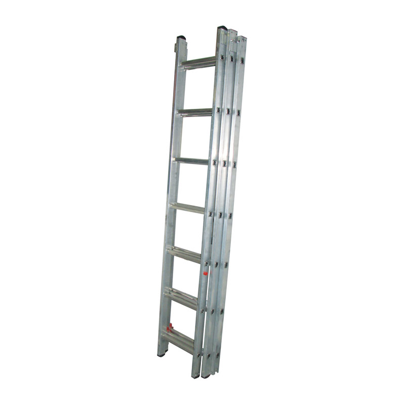 Лестница универсальная Biber 98216 3-х секционная 16 ступеней