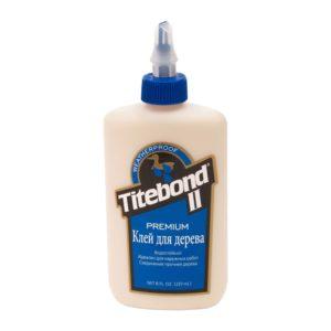 Клей для столярных работ Titebond II  влагостойкий (0,237 л)