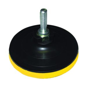 Диск опорный 125 мм для шлиф. бумаги универсальный с липучкой