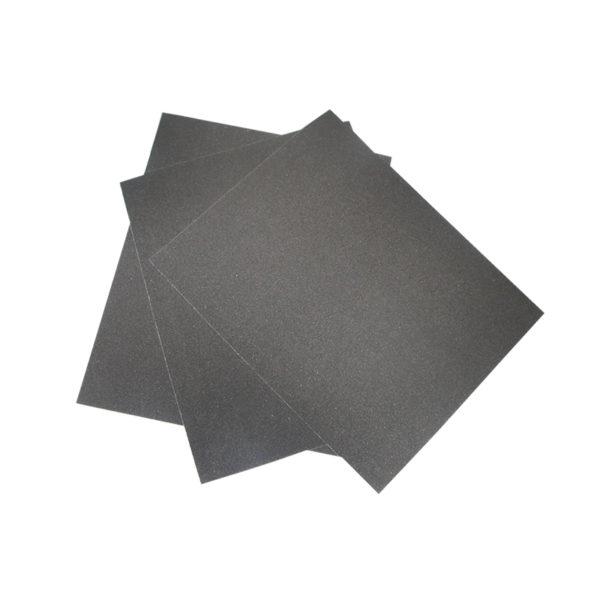 Шкурка шлифовальная Biber 70643 Р60 на ткан. основе водостойкая (10 л.)
