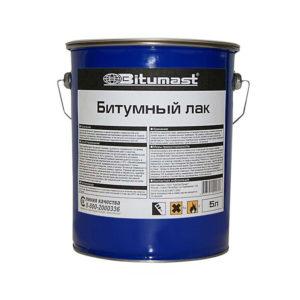 Лак битумный, металлическое ведро, 21,5 л
