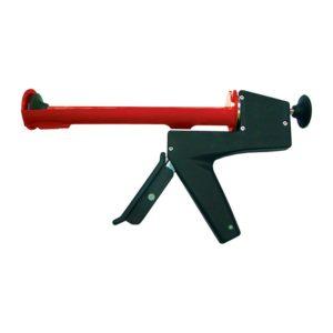 Пистолет для герметиков 9 полукорпусной с противовесом