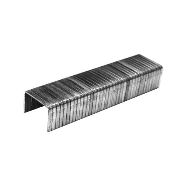 Скобы для степлера Biber 85840 прямоугольные закаленные 14 мм (1000 шт.)