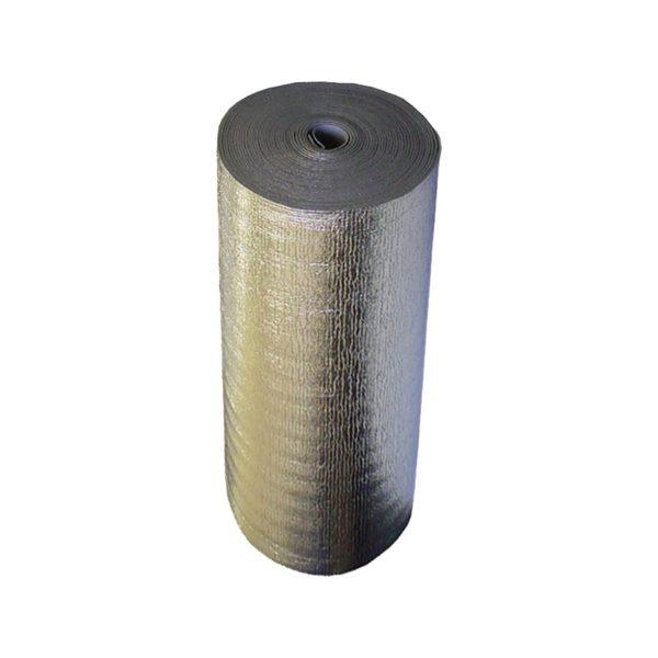 Подложка отражающая фольгированная ЛФ, 10мм, 18 м2