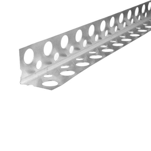 Профиль углозащитный оцинкованный 25x25 мм, 3 м