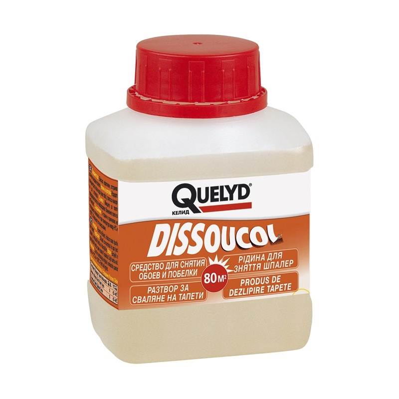 Жидкость для удаления обоев DISSOUCOL (0,25 л)